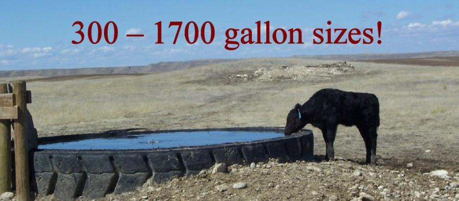 Giant Rubber Water Tanks Freeze Resistant Cost Effective